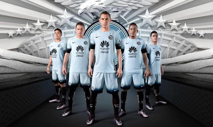 d5f9dbeb3 Club America 2016 Third Kit Released - Footy Headlines