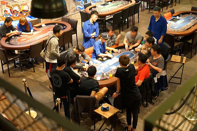 DSC00722 - 熱血採訪│Raise遊戲主題餐廳還可以揪團玩德州撲克遊戲