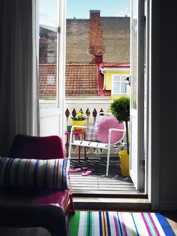 C mo decorar la casa mobiliario exterior ikea for Mobiliario jardin ikea
