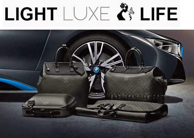 LOUIS VUITTON MEN S BAGS WITH NEW BMW I8 af8fafad7a828