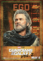 Guardians of the Galaxy Vol. 2 Movie Poster 11 Kurt Russell