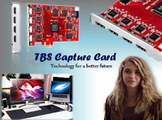 A high and standard definition capture card recently releases by TBS with quad HDMI 1.4 inputs and H.264 hardware compression.