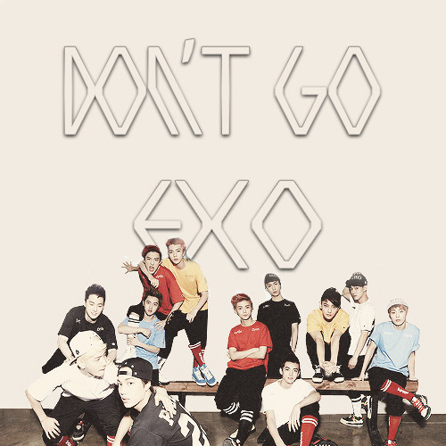 엑소 Exo 나비소녀 Don T Go Terjemahan Bahasa Indonesia Korean Center