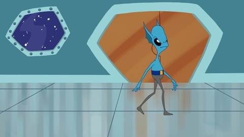 انشاء دورة مشي لشخصية في برنامج Toon Boom Animate Pro
