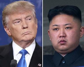 'Coreia do Norte está procurando problema; EUA vão resolver', diz Trump