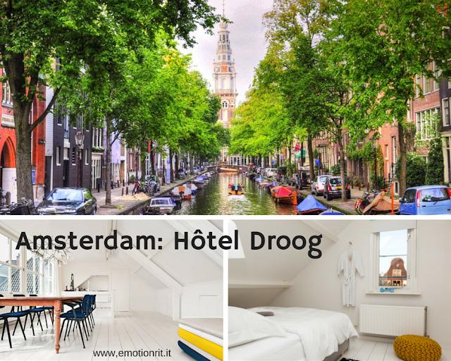 Droog Design Hotel Amsterdam