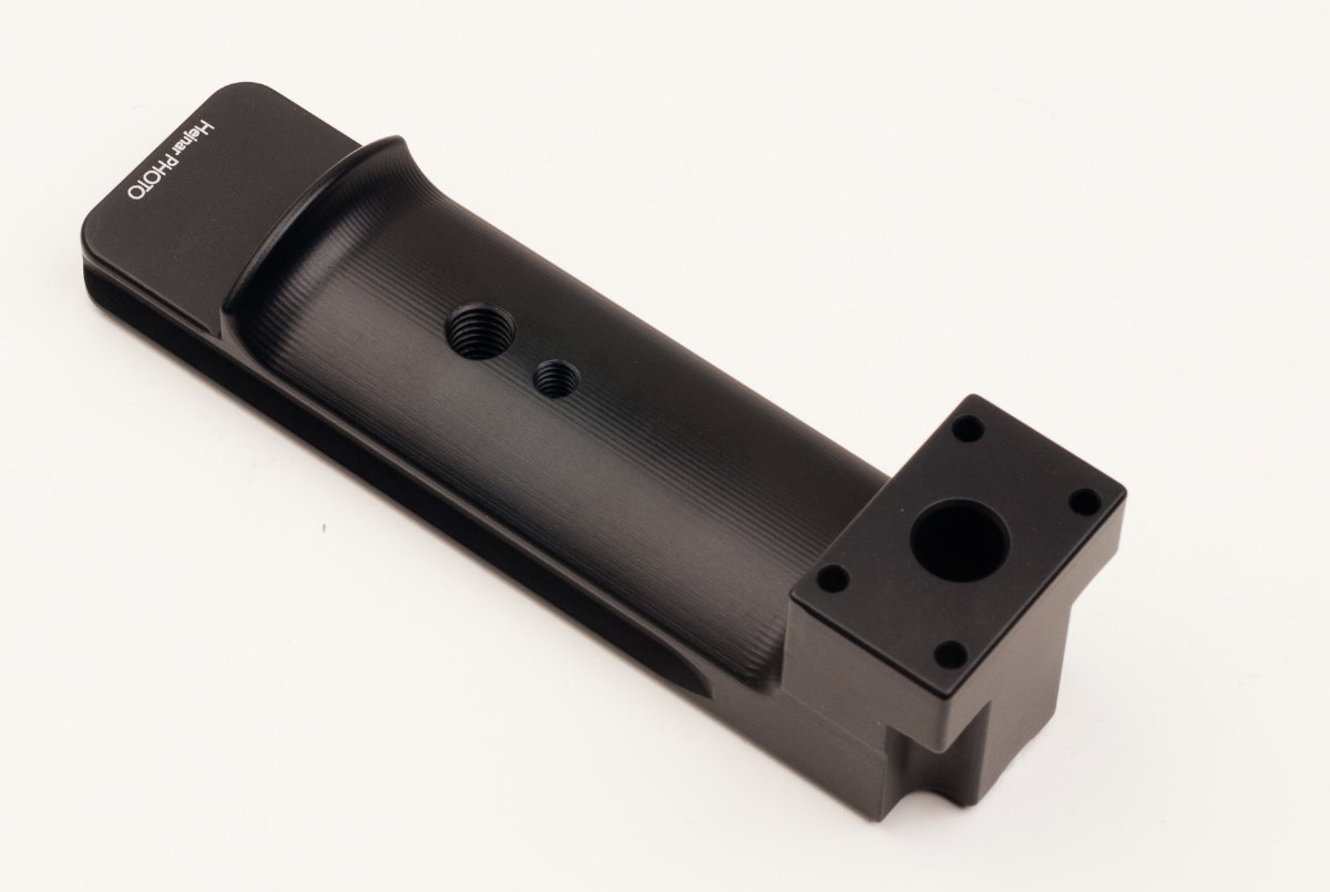 Hejnar H113 Replacement Foot for Canon EF 300 - top view