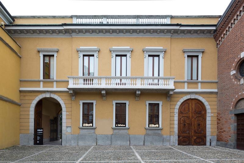 store Boffi-De Padova-MA/U Studio a Monza
