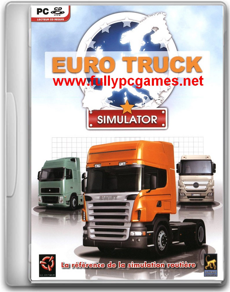 free download pc games and software euro truck simulator. Black Bedroom Furniture Sets. Home Design Ideas