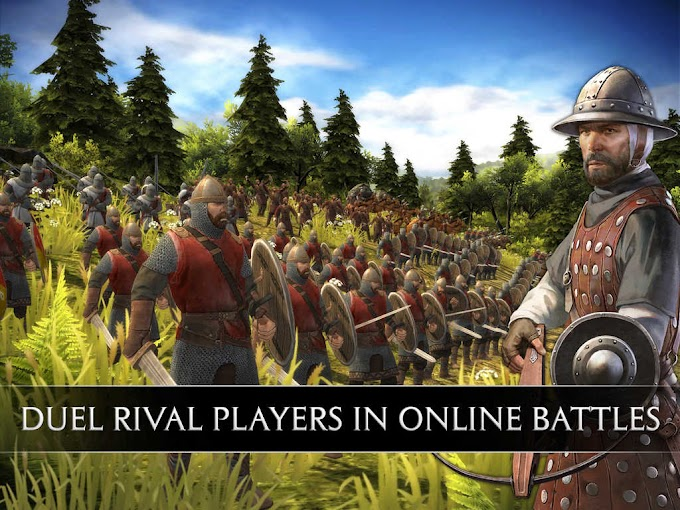 لعبة Total war battles: kingdoms تصدر عالمياً ، تشبة Crashlands بينما مراجعاتها متباينة على كل الأجهزة