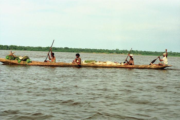 RDC, Zaïre, Lokutu, Bolila, © L. Gigout, 1991