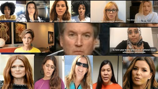 America Ferrera, Amber Tamblyn, and so many other celebrities Supporting Christine Blasey Ford https...