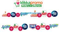 Logo KlikkaPromo: scarica i nuovi coupon Swiffer, Fairy, Ambipour, Mastro Lindo e Viakal