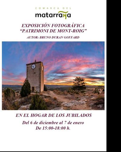 Patrimoni de Mont-Roig