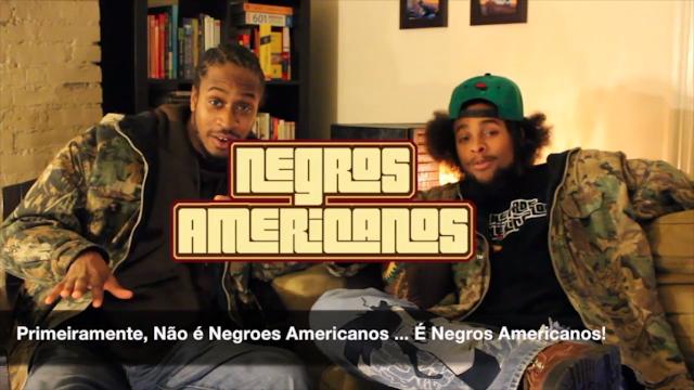 Negros Americanos (Bixop & MC Enigma), lançam o mini-documentário sobre sua passagem no Panamá