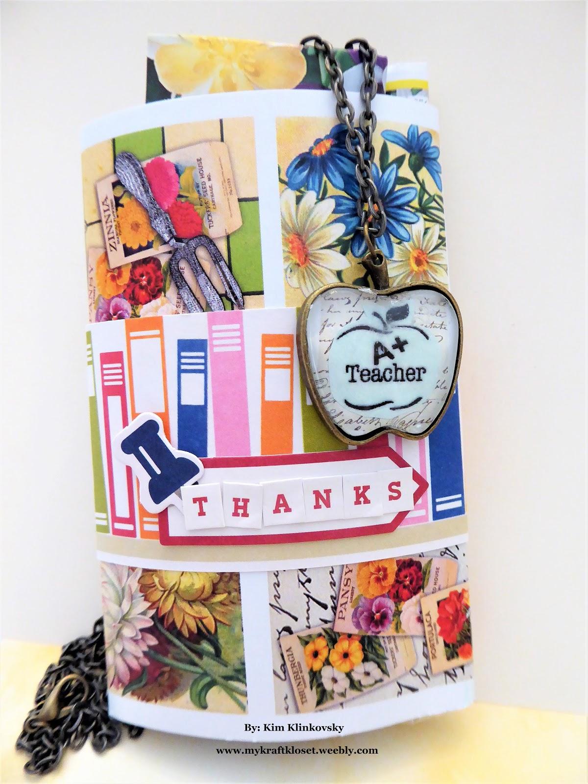 Craft Fantastic Blog Thank A Teacher Gift Ideas