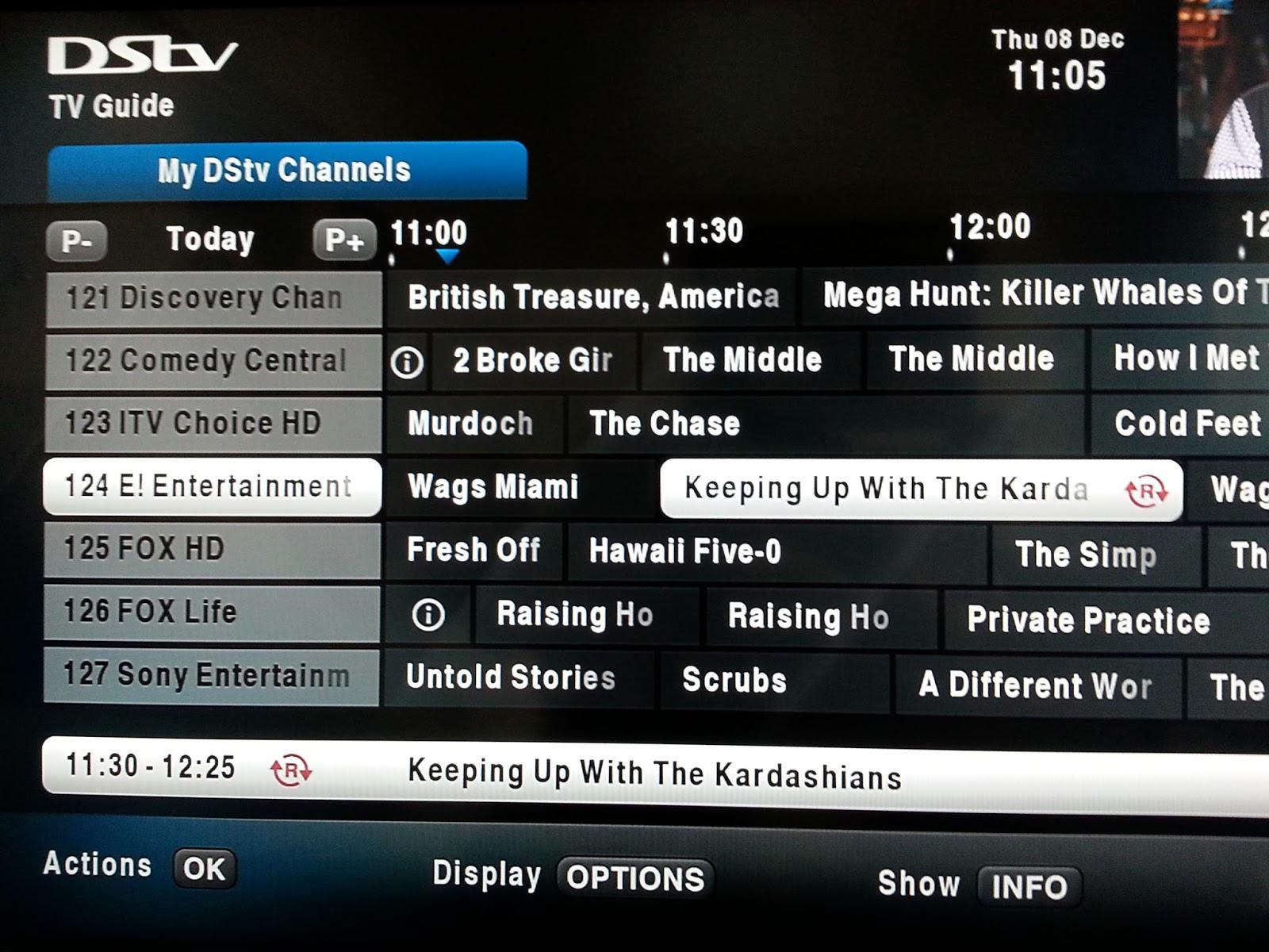 Dstv zee tv guide