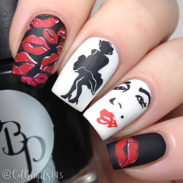 cdbnails143-Marilyn Monroe