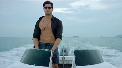 Sidharth Malhotra Six Pack HD Image Of A Gentleman Movie