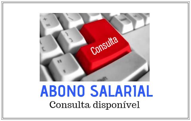 Consulta Saldo Abono Salarial começa dia 16 de julho