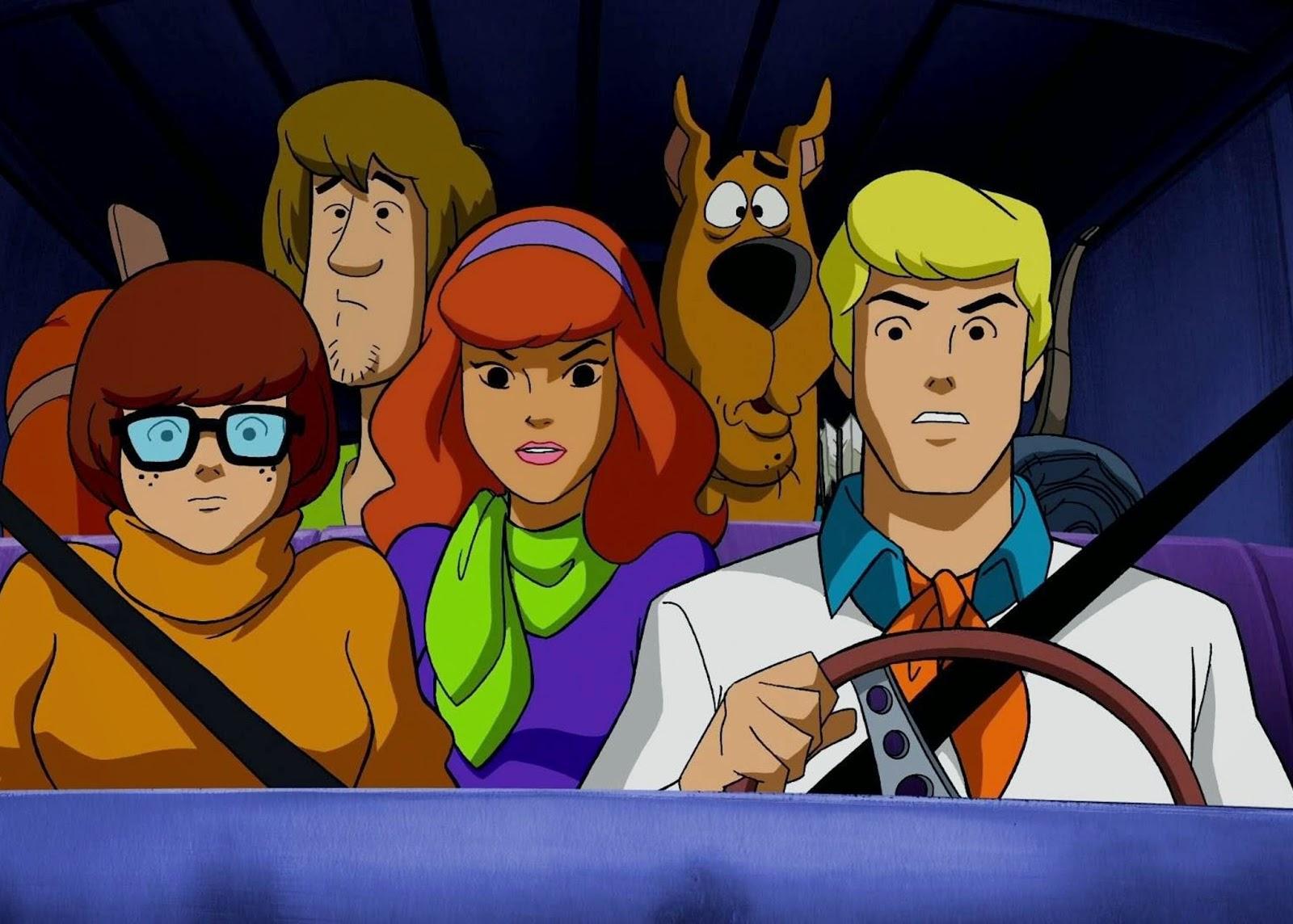 Disney HD Wallpapers: Scooby Doo HD Wallpapers