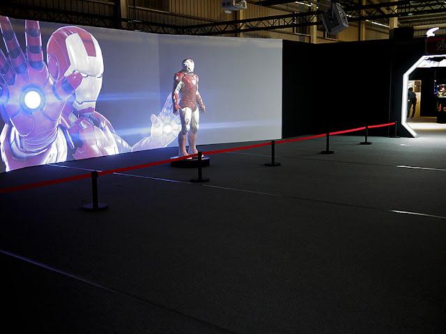 P1260477 - 【熱血採訪】台中朝馬展覽館│親身蒞臨漫威超級英雄世界