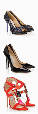 What to Wear for Partying: 7 Days of Party Jimmy Choos