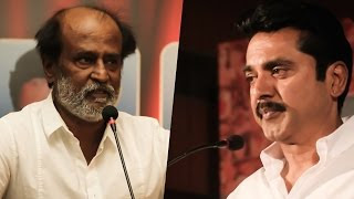 "'Will oppose Rajini, if he comes to politics"" – Sarath Kumar"