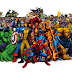 The Most Powerful Superheroes (and Villains)