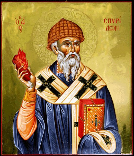 Saint Spyridon of Corfu