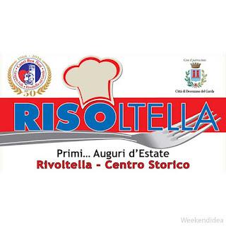 Risoltella, la festa del risotto e della porchetta 15 giugno Rivoltella (BS)