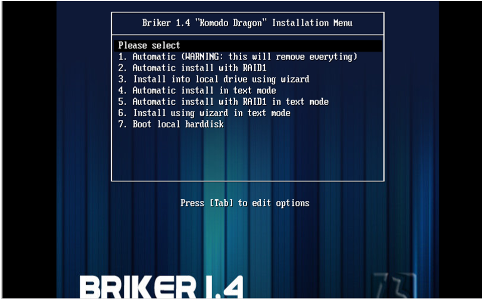 Share To Share: INSTALASI BRIKER 1.4 Voip