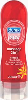 Durex Play Massage 2in1 Sensous Eliachi Gel
