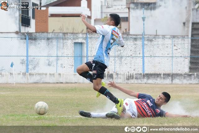 Fotos | 1ra Local | Fecha 19: El Cruce 1-1 Gimnasia | Liga Jujeña