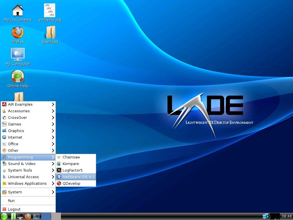 LXDE — самый лёгкий из десктопов | Ubuntu - любимая ОС