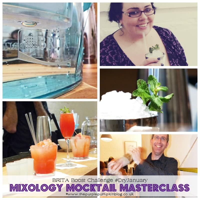 Mixology Mocktail Masterclass [BRITA Boost Challenge]