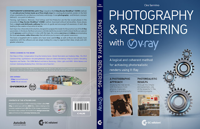 Ebook: Photography and rendering with vray