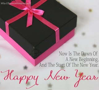 Free Happy New Year Greeting design