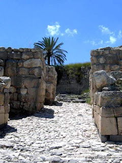 Israel in Photos - Pictures of Tel Megiddo National Park