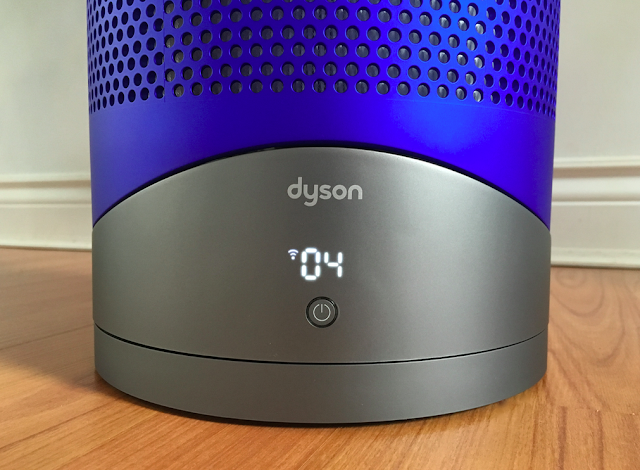 Dyson Pure Cool Link app-connected
