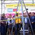 Construyen subestación de bomberos en Nezahualcóyotl