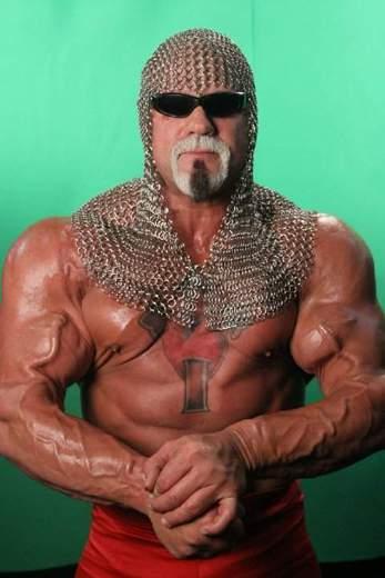 STRENGTH FIGHTER: Scott Steiner Biceps
