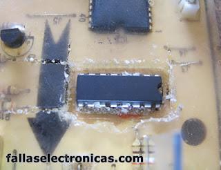 lavadora electrolux no funciona reparacion de placa.