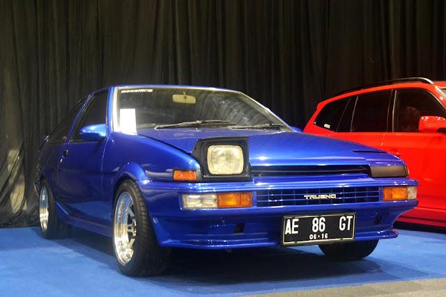 AE 86 Indonesia