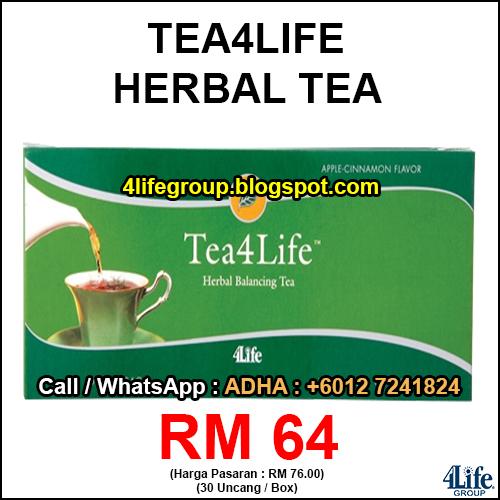 foto 4Life Tea4Life