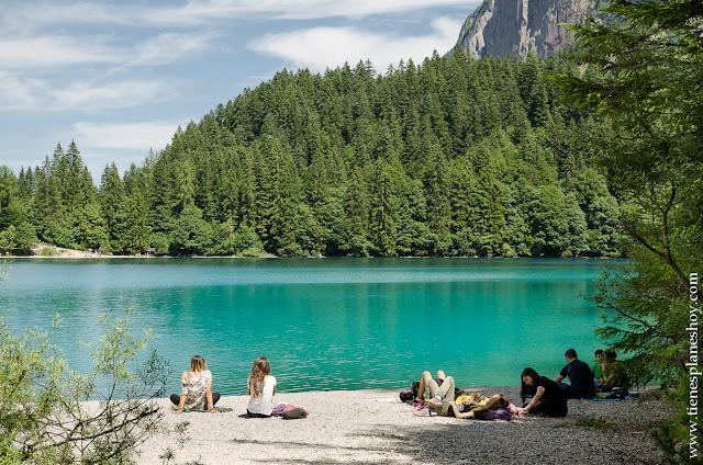 Lago di Tovel Italia visitar