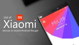 Fitur MIUI 9 dan xiaomi yang mendapat update MIUI 9