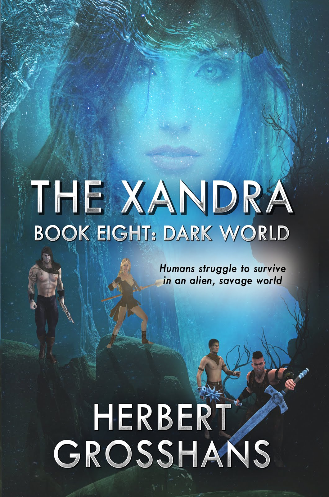 The Xandra, Book Eight