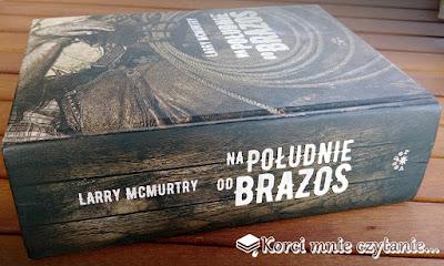"""Larry McMurtry """"Na południe od Brazos"""""""