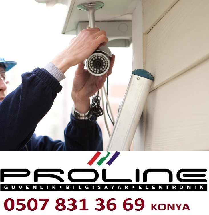 Konya Kablosuz Kamera Sistemleri 0507 831 36 69 Konya